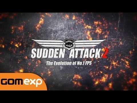 [G-STAR 2014] SUDDEN ATTACK 2 - trailer