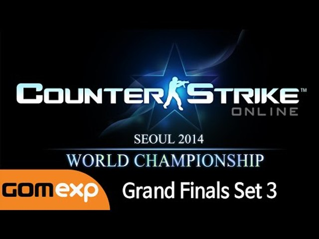 Counter-Strike World Championship Grand Finals Set 3