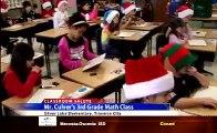 Classroom Salute: Mr. Culver's 3rd Grade Math Class