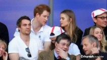 Why did Prince Harry split from Cressida Bonas?