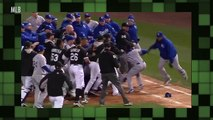 Remarkable Royals White Sox Crazy Bench Clearing Brawl Video Dailymotion Onthecornerstone Fun Painted Chair Ideas Images Onthecornerstoneorg