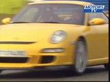 Essai auto Porsche 911 GT3 et GT3 RS