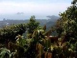 Hiking Krabi Thailand: Ngorn Nak Mountain in Tubkaak near Ao Nang Beach in Krabi, Thailand