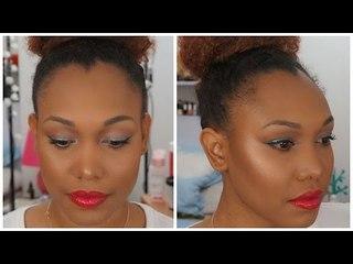 Spring Despi - 10 min Full face makeup -
