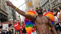 New York parties hard for pride parade and SCOTUS decision