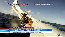 Hawaii Plane Crash Caught On Tape