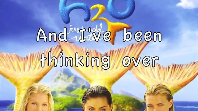 If You Could Stay - Indiana Evans (H2O- Just Add Water Soundtrack)