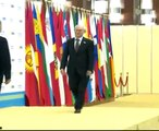OSCE Summit: Arrivals and family photo