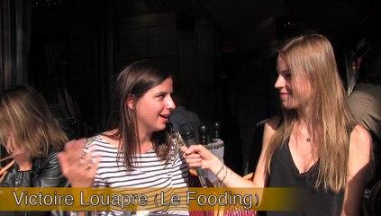 Victoire Louapre (Le Fooding) dans le Club