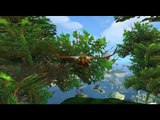 World of Warcraft: Gilneas and Lost Isles Alpha