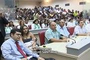 União do Vegetal - Sessão Solene 50 anos Assembleia Legislativa Rondônia - Matéria da TV Rondônia