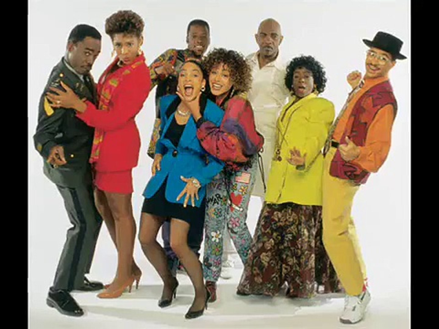 A Different World- Then & Now