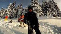 Ilgaz Kayak Merkezi Şubat 2012...