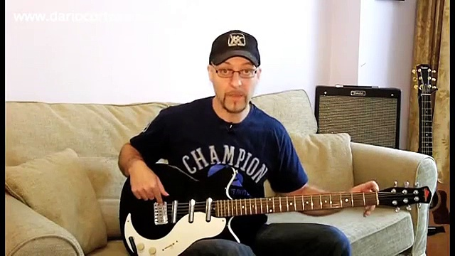 Country Guitar Lesson – Baritone Guitar