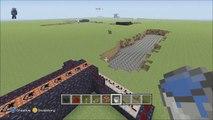 Minecraft TNT cannon tutorial (Xbox 360)