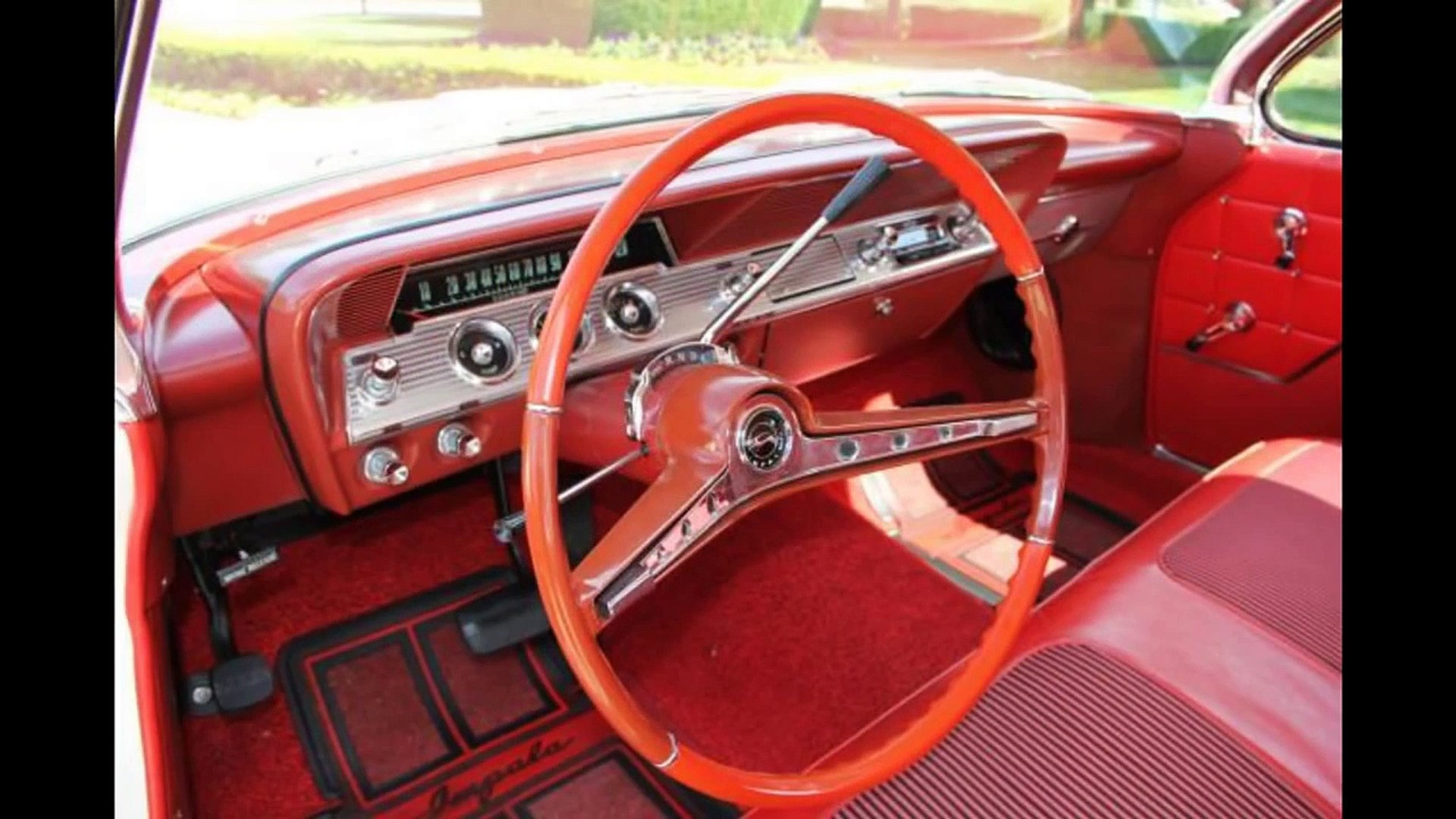 1962 Chevy Impala Classic Muscle Car for Sale in MI Vanguard Motor Sales