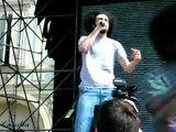 Caparezza al V2 Day sono un eroe - Beppe Grillo Torino