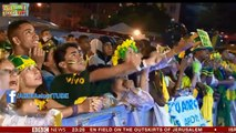 Biggest humiliation in Brazilian football - Fans's Reaction and tears All Over Brazil