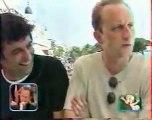 Benoit Poelvoorde et Benoit Mariage à Cannes