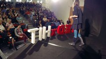 Traces that trigger actions:  Daphna Levin at TEDxHIT