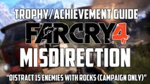 "Far Cry 4 - Misdirection Trophy / Achievement Guide (""Misdirection Trophy"")"