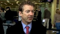 Sen. Rand Paul in TSA Pat-Down Standoff   Video- wake up it's time to get rid of the tsa!!!