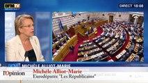 """TextO' : Grèce - Laurent Fabius : """"Les conséquences d'un referendum peuvent être extrêmement difficiles pour les Grecs"""""""