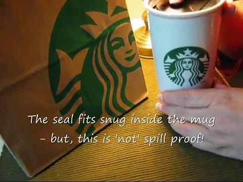 Starbucks Mug – Show N' Tell