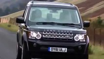 2012 Land Rover Discovery 4 B Roll