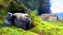BIG BUCK BUNNY | Short animation HD