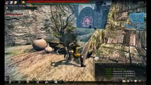 Mabinogi Heroes (Vindictus) - Open Beta Gameplay HD 720p