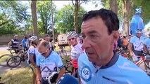 Le Havre Abbeville Le Havre à vélo et pour la bonne cause