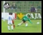 Valencia vs PSV Despedida de Mario Kempes 1993 Romario marca 3 goles FUTBOL RETRO TV