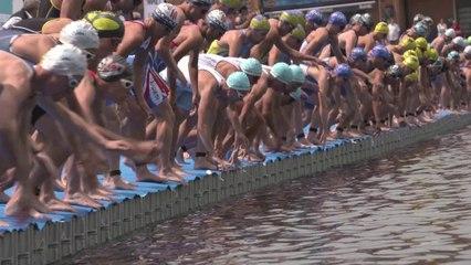 #GPFFTRI 2015 - DUNKERQUE - Résumé de la 2ème étape du Grand Prix de Triathlon pour la recherche sur le cancer