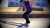 EA Skate 2- Some Nollie 360 Inward Heelflip hippie flips