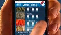 Domino's Pizza Australia iPhone App - Order Domino's Pizza on your iPhone