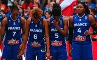 Basket : battues par les Serbes, les Bleues repartent avec une «belle médaille» d'argent