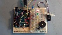 Door lock keypad and bluetooth Arduino tutorial – Видео