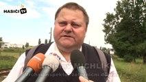 6.7.2011, Opava, Dopravní nehoda - železniční