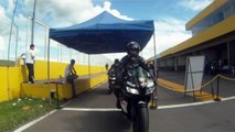CBR 600 RR Top Speed - video dailymotion