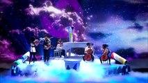 The Kanneh Masons perform a musical medley Semi Final 4 Britains Got Talent 2015