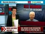 Rachel Maddow - Family Values Senator John Ensign (R-NV) Announces He Will Resign