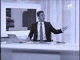 Mircea Badea și Traian Băsescu, întâlnire de gradul 0 în trafic