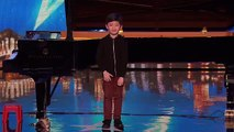 Will we see piano prodigy Leo in the semi finals Britains Got Talent 2015