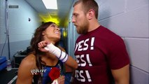 AJ rejects Daniel Bryan and chastises CM Punk: Raw, July 2, 2012
