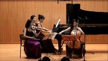 Haydn Piano Trio in G Major,'Gypsy' Hob:XV:25 by Trio Jade