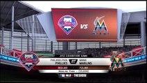 MLB 12 The Show Gameplay: Miami Marlins vs. Philadelphia Phillies