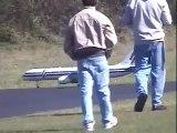 Boeing 757-200 RC Flight Video