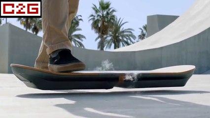 Hoverboard : le projet de Lexus est-il crédible ?