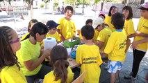 Ferias desportivas e culturais animam férias de crianças em Moimenta da Beira
